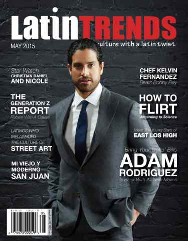 Latin Trends issue issue 118