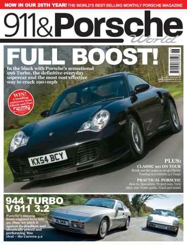 911 & Porsche World issue 911 & Porsche World Issue 255 June 2015