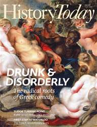 History Today issue June 2015