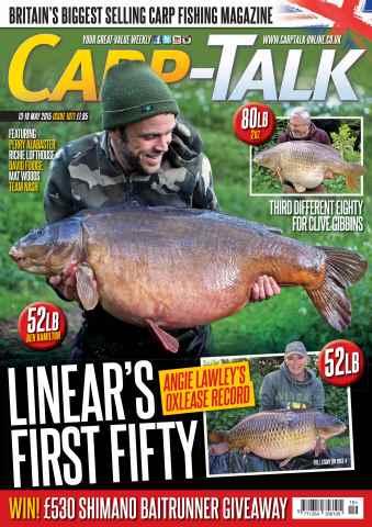 Carp-Talk issue 1071
