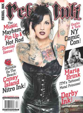 Rebel Ink issue Sum 2015