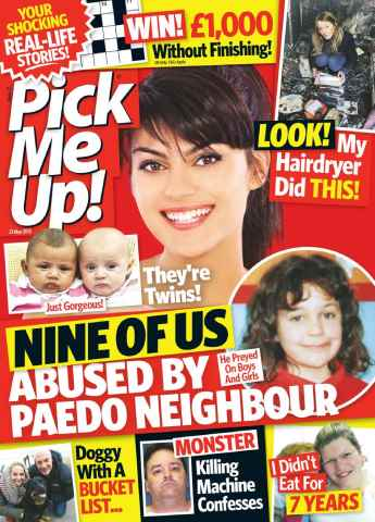 Pick Me Up issue 21st May 2015