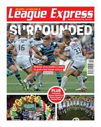League Express issue 2966