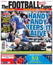 The Football League Paper issue 10th May 2015