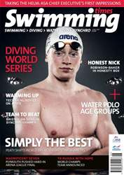 Swimming Times issue June 15
