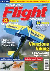 Quiet & Electric Flight Inter issue June 2015