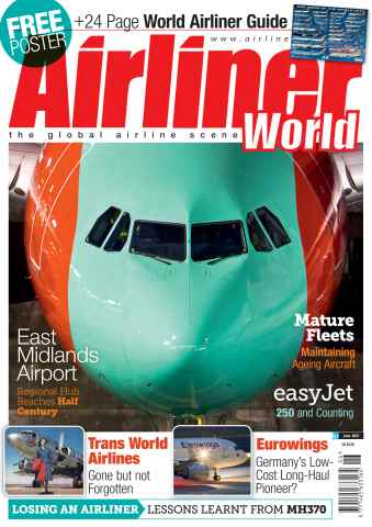 Airliner World issue June 2015