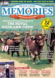 Scottish Memories issue June 2015