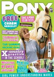 Pony Magazine issue PONY Magazine – June 2015
