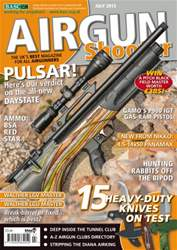 Airgun Shooter issue July 2015