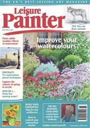 Leisure Painter issue Jul-15