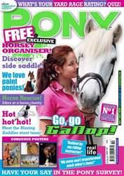 Pony Magazine issue October 2011