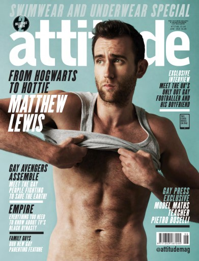 Attitude issue June 258