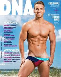 DNA Magazine issue # 185 - Travel