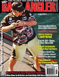 BASS ANGLER MAGAZINE issue Volume 20 Issue 4
