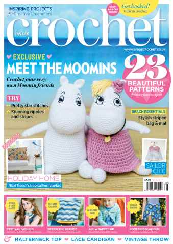 Inside Crochet issue Issue 66