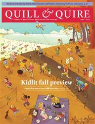 Quill & Quire issue June 2015