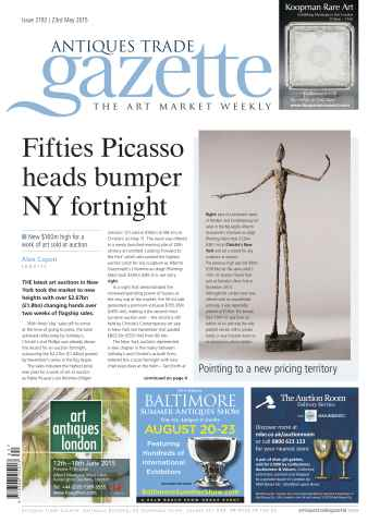 Antiques Trade Gazette issue 2192
