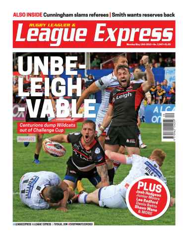League Express issue 2967