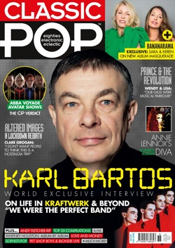 Classic Pop magazine subscription