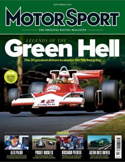 Motor Sport magazine subscription