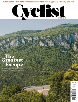 Cyclist magazine subscription