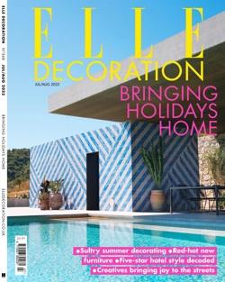 ELLE Decoration magazine subscription