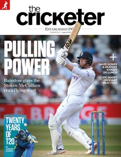 The Cricketer Magazine