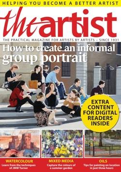 The Artist magazine subscription